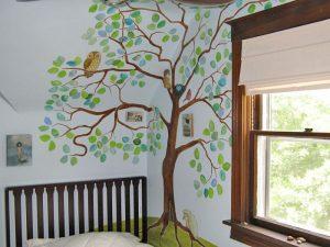 menghias dinding dengan berbagai kreasi unik
